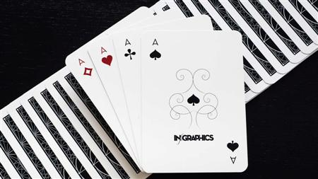 Awesome German playing cards