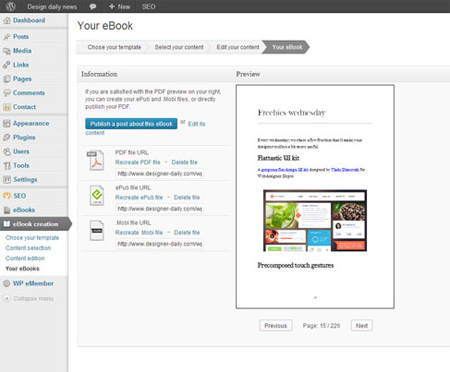 WordPress news: November 9 to November 15, 2013