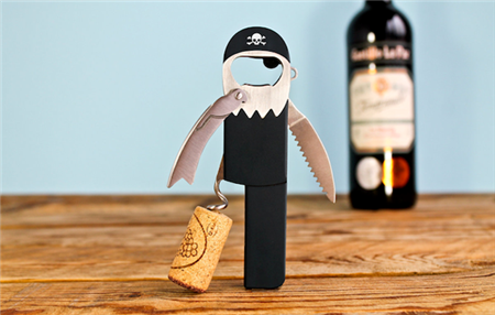 Pirate Corkdscrew