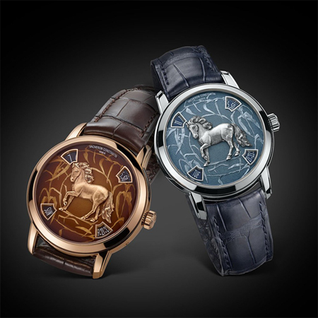 Vacheron Constantin's year of the horse watch