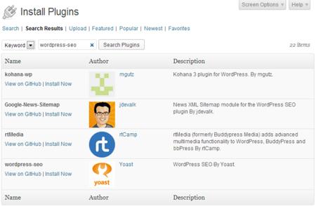 Github-search