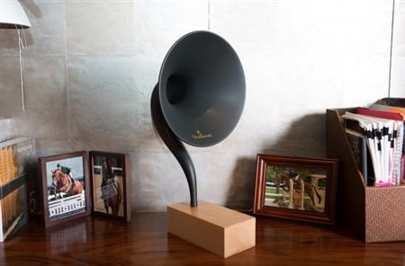 Gramovox: the bluetooth gramophone