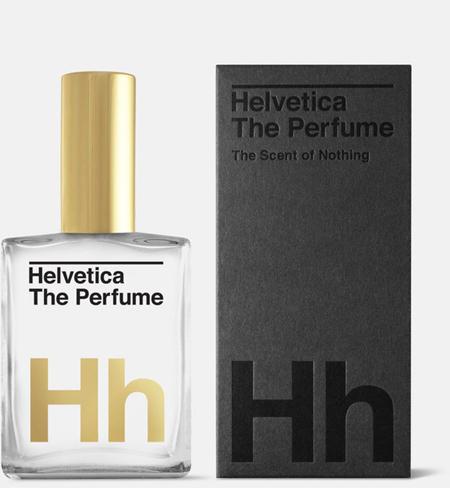 Helvetica: the perfume