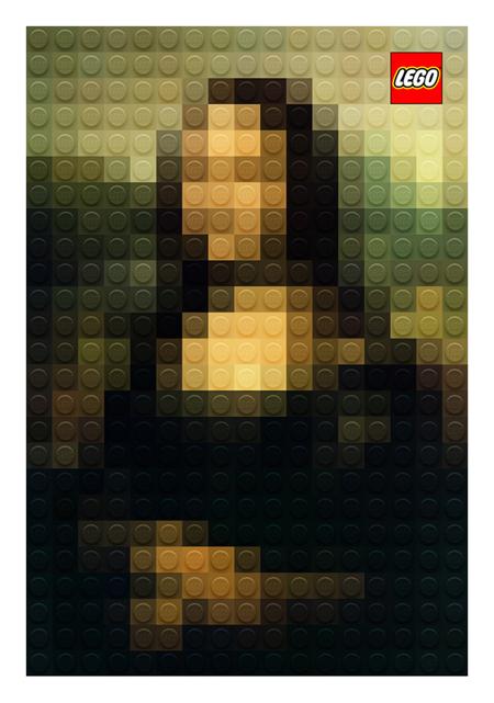 Lego ads concept