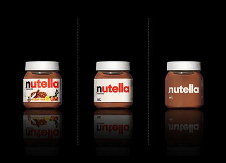 Famous brands gone minimalist