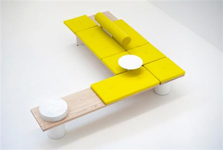 Ingenious modular seating system