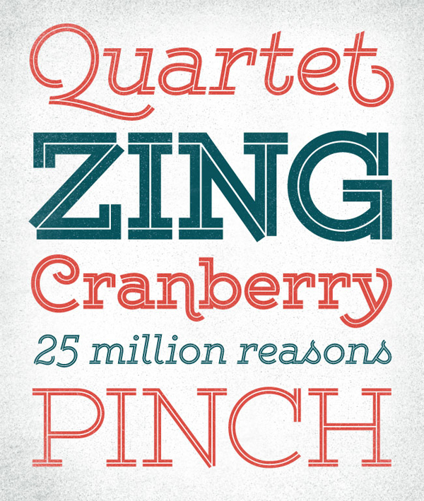Get the Gist font family for only $14