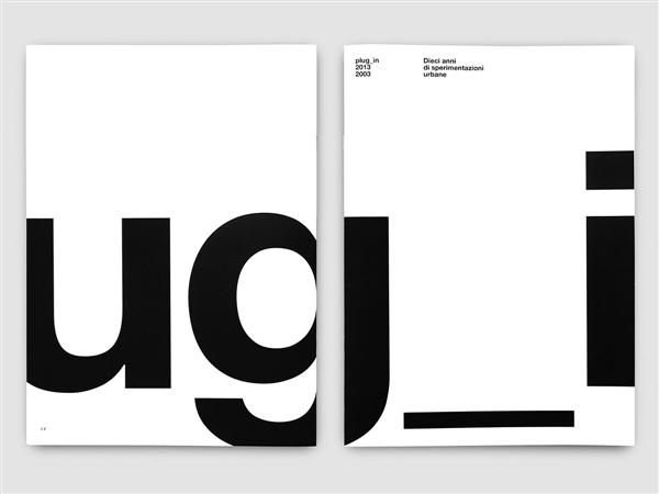 Typographic layouts by Artiva Design