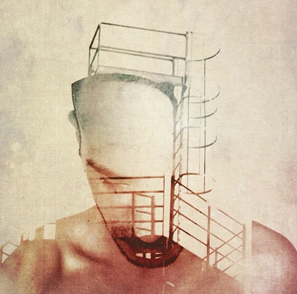 Double exposure photography by Hiki Komori