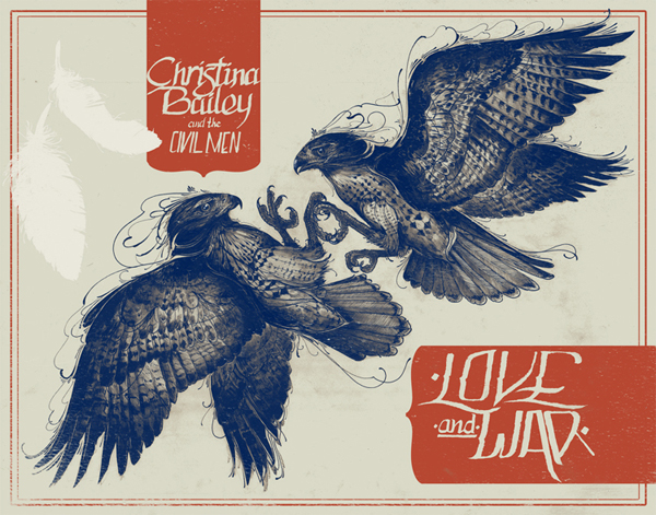 Featured illustrator: David Hale