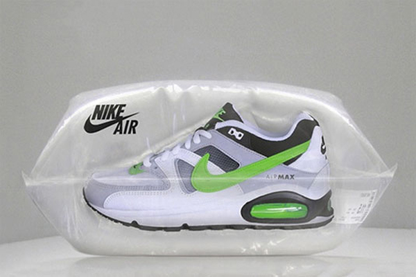 packaging for Nike Air