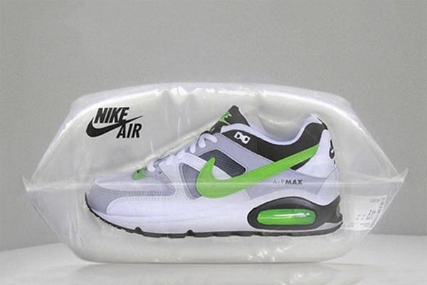 packaging for Nike Air