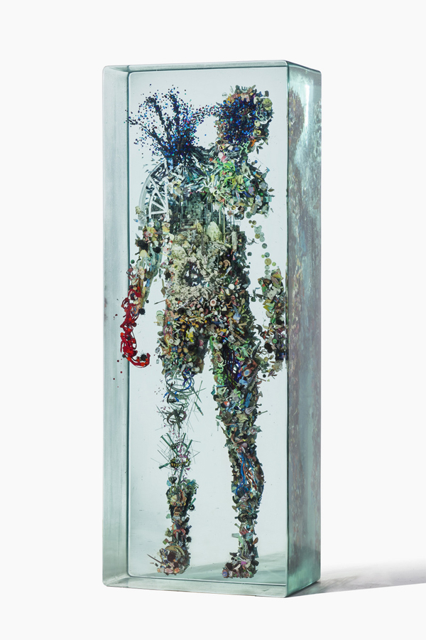 Psychogeographies: stunning 3D collages by Dustin Yellin