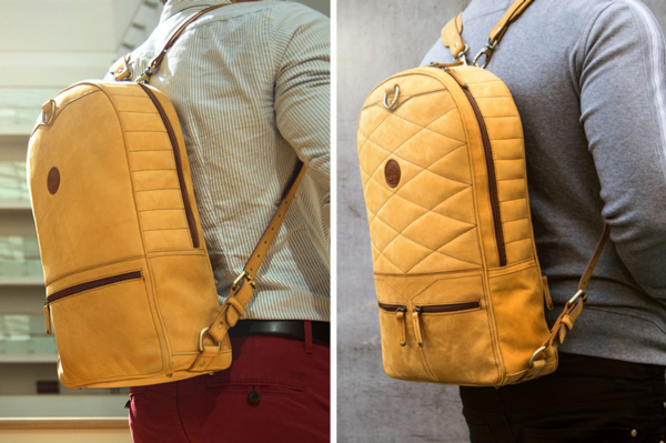 The 2Face backpack on Kickstarter