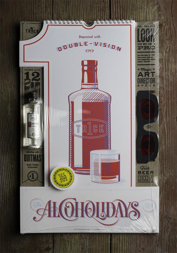 Alcoholidays Calendar 2014