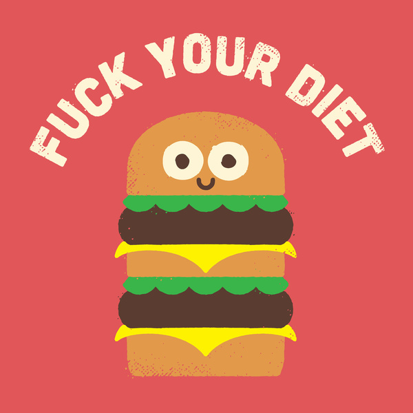 Cute illustrations by David Olenick