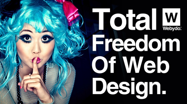 81k designers community creating professional websites for their clients with Webydo