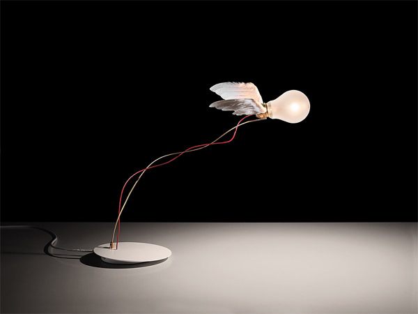 Whimsical lighting collection