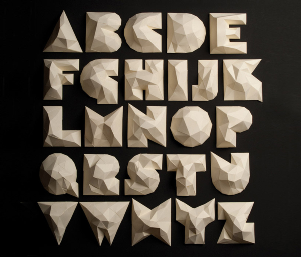 Typographic projects by Lo Siento