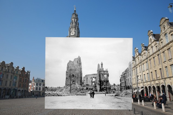 Europe then and now