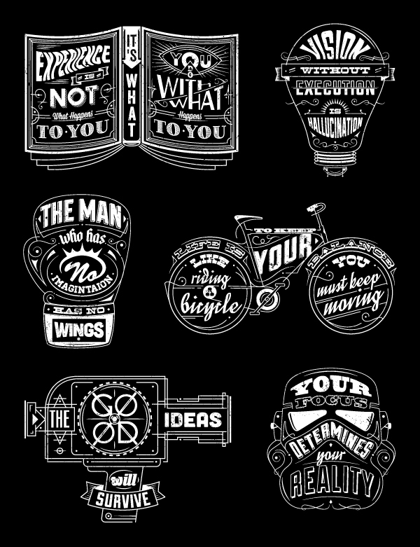 Typographic quotes