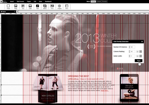 webydo-grid