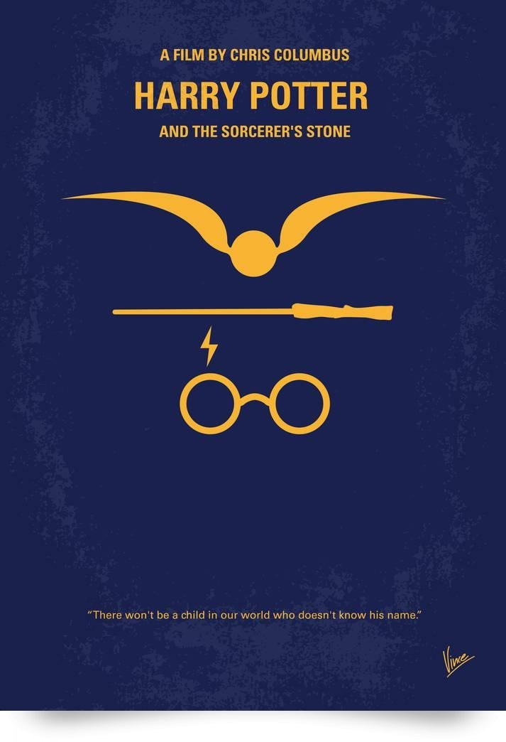 Minimal movie posters by Chungkong