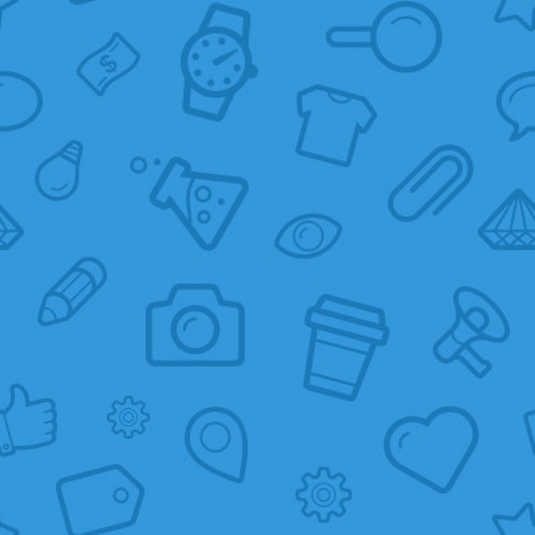 49 glyph icons Patterns Icon