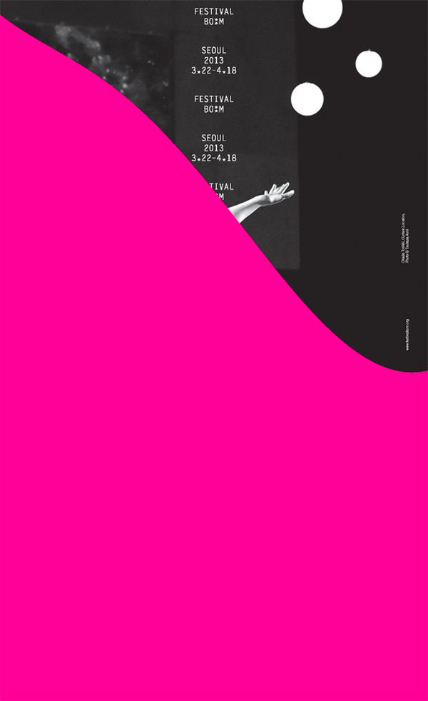 Bo:m festival 2013 posters