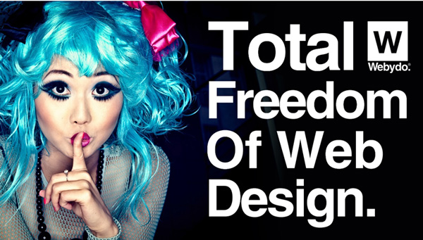 freedom-of-web-design
