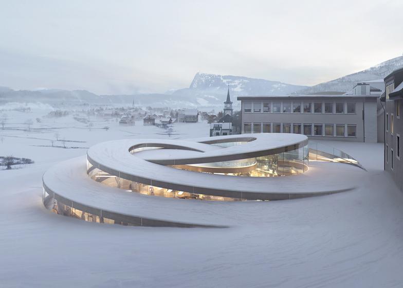 Bjarke-Ingels-unveils-spiralling-museum-for-Swiss-watchmaker_dezeen_ss_1