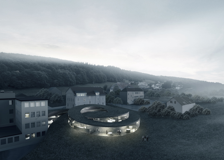 Audemars Piguet unveils a spiraling architecture for its museum