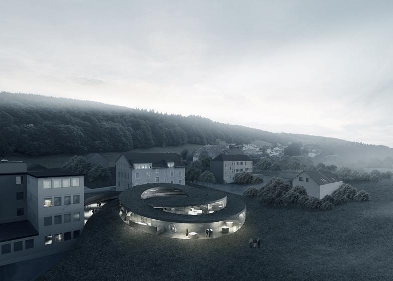Bjarke-Ingels-unveils-spiralling-museum-for-Swiss-watchmaker_dezeen_ss_6