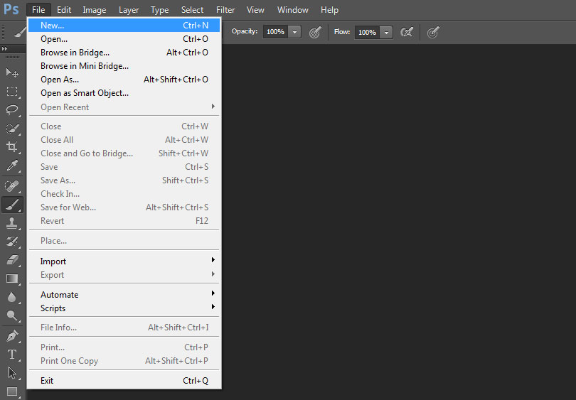How to create your own Photoshop brushes