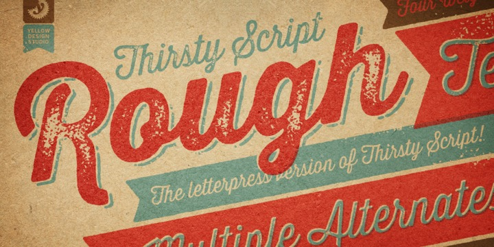 10 great vintage fonts for your retro designs