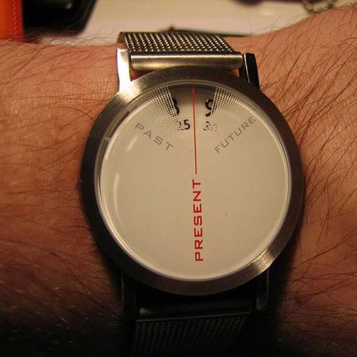 15. Past Present Future Watch