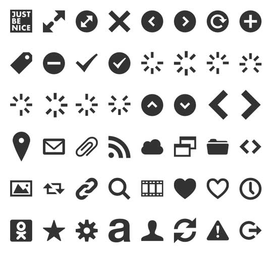 10 awesome free symbol fonts