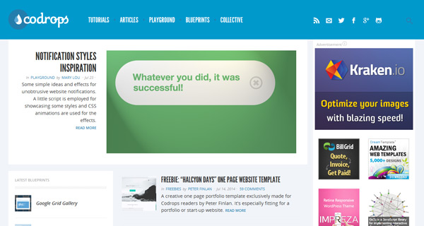 15 web design blogs designers should read