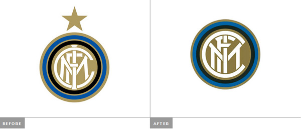 The Inter Milan's logo redesign came with an over-the-top press release