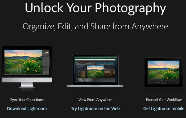 Apple stops Aperture, Adobe will invest further in Lightroom