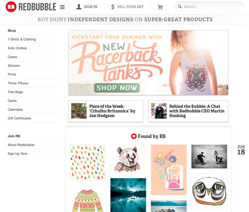 8 online marketplaces to sell your art