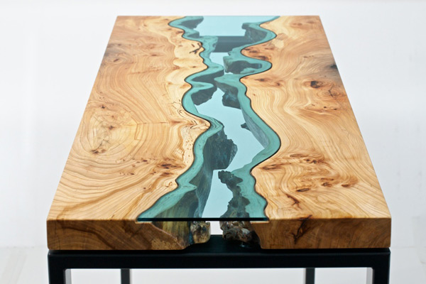 Splendid topographic tables
