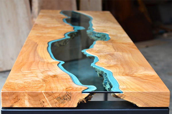 Splendid Topographic Tables Pixelpush Design - Topographic coffee table