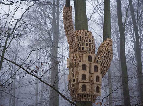 Bird-houses-Concept-Cluster-View