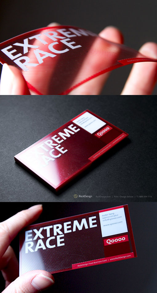 15 creative business card designs clear transparent business card colourmoves