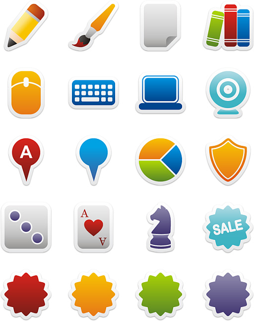 10 cool icon sets for app design