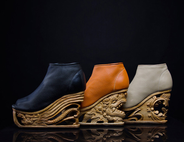 Dragon Shoes by Saigon Socialite