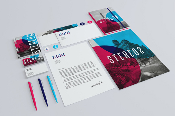 8 free corporate identity mockup templates - designer daily, Powerpoint templates