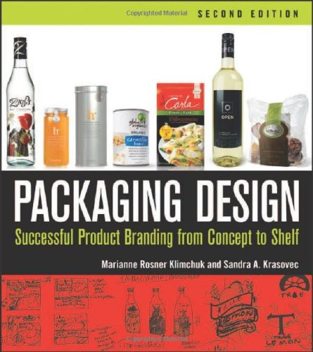 5 books to learn more about packaging design