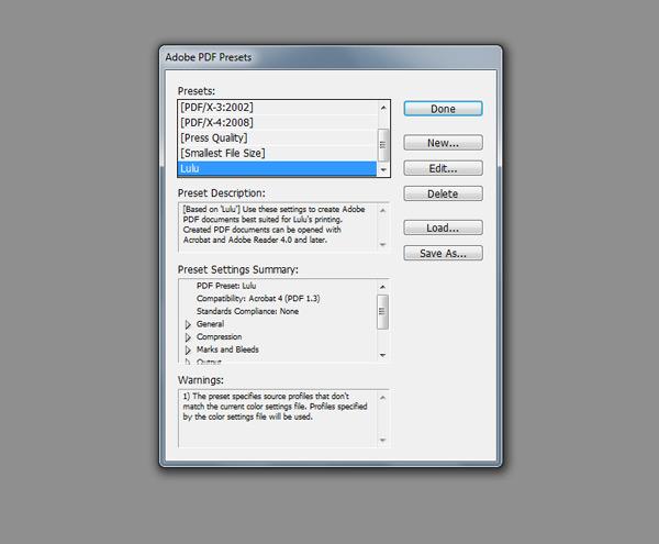 pdf-presets-loaded
